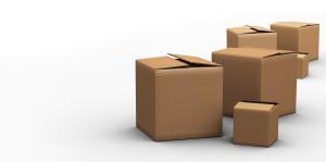 boites cartons