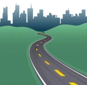 different_road_design_vector_530612